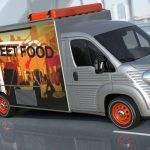 Type H Modern Foodtruck